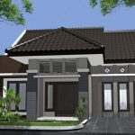 Bentuk Rumah Minimalis Modern 1 Lantai