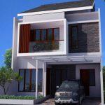 Contoh Contoh Rumah Minimalis 2 Lantai