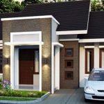 Contoh Desain Rumah Minimalis Modern 1 Lantai