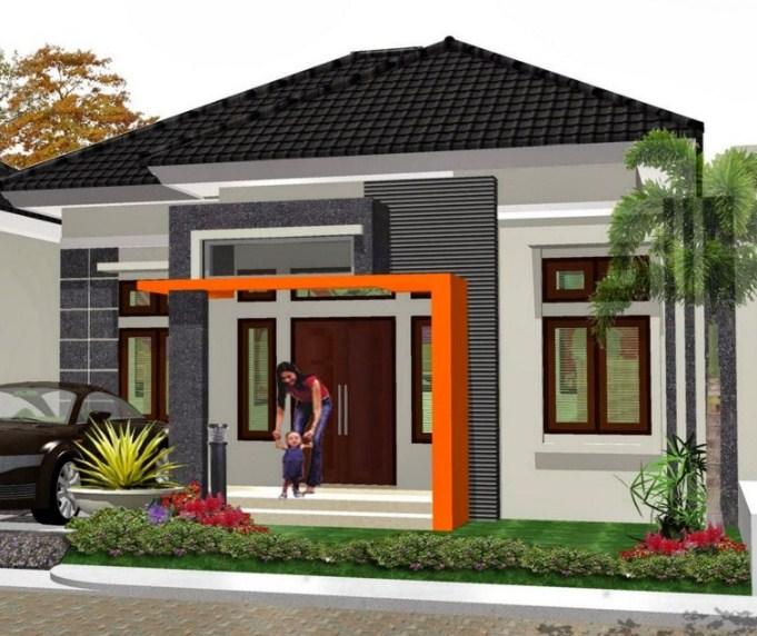 27 Desain Rumah Minimalis Type 36 Modern Terbaru 2019 ...