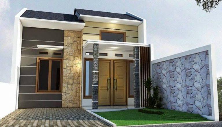 30+ Desain Rumah Minimalis Type 36 Modern Terbaru 2019 ...