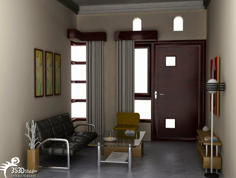 Contoh Gambar Interior Rumah Type 36