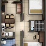 Contoh Interior Rumah Sederhana Type 36