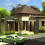 Contoh Model Rumah Minimalis 1 Lantai 3 Kamar Tidur