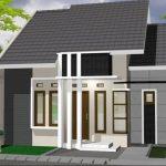 Contoh Model Rumah Minimalis 1 Lantai Terbaru 2019