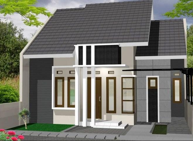 25 Model Rumah Minimalis 1 Lantai Terbaru 2019