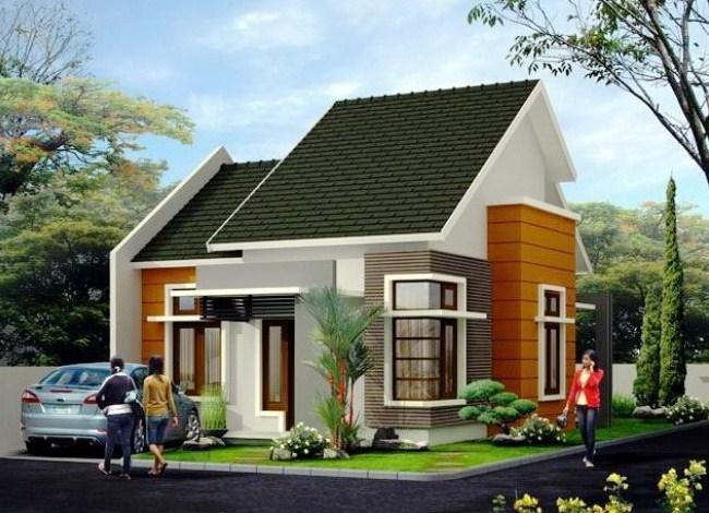Contoh Model Rumah Minimalis 1 Lantai
