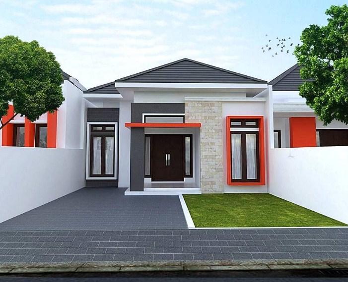Contoh Model Rumah Minimalis Type 36