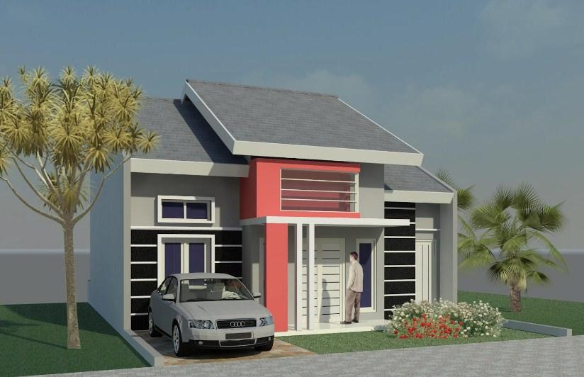Contoh Rumah Minimalis 1 Lantai Modern 2020