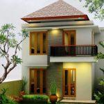 Contoh Rumah Minimalis 2 Lantai 2019