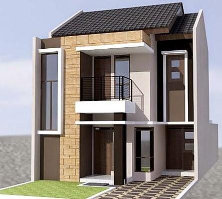 61+ Ide Desain Rumah Modern Minimalis 2 Lantai Gratis Terbaru Download Gratis