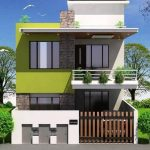 Contoh Rumah Minimalis 2 Lantai Type 70
