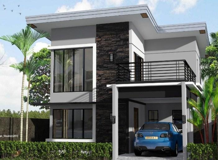 Desain Dalam Rumah Minimalis 2 Lantai