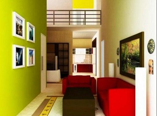Desain Interior Rumah Minimalis Sederhana Type 36