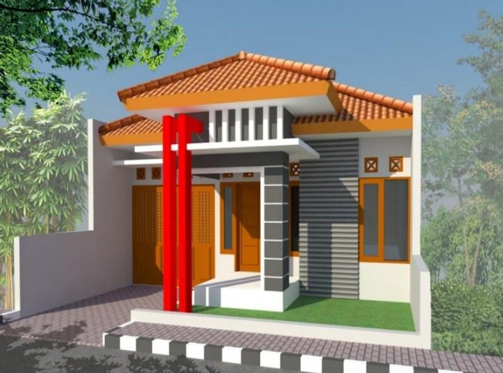 Desain Model Rumah Minimalis 1 Lantai