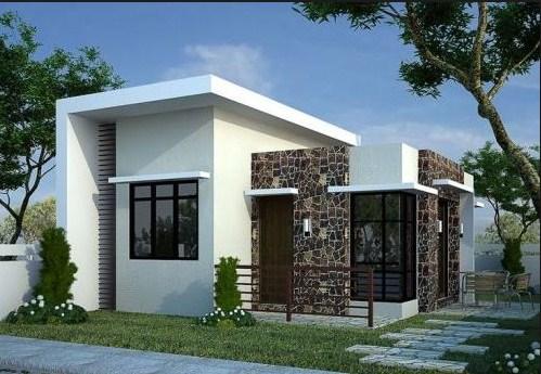 Desain Rumah Minimalis 1 Lantai 2020