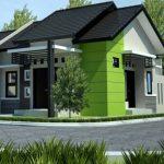 Desain Ruangan Rumah Minimalis Modern 1 Lantai