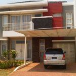 Desain Rumah Lantai 2 Minimalis Sederhana