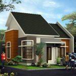 Desain Rumah Minimalis 1 Lantai 3 Kamar Tidur 2 Kamar Mandi