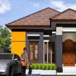 Desain Rumah Minimalis 1 Lantai 6x12