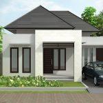 Desain Rumah Minimalis 1 Lantai Modern 2019