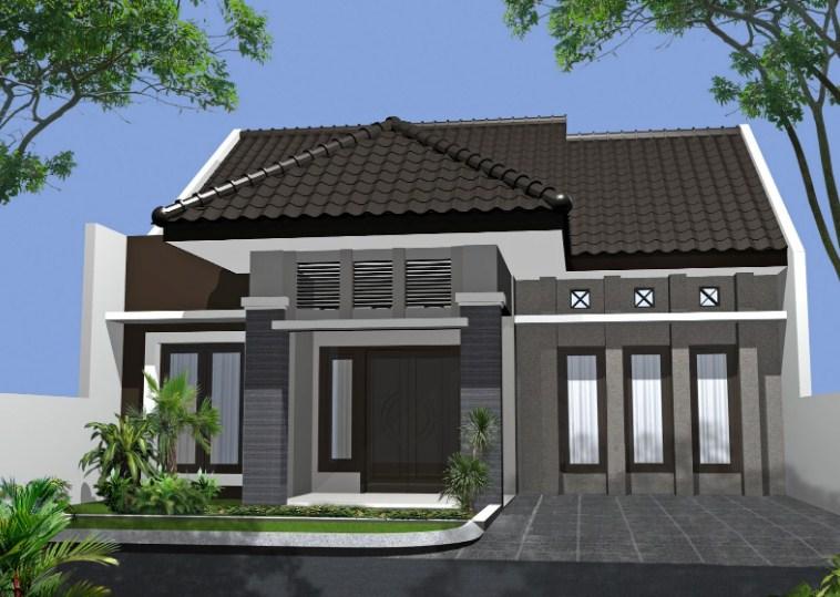 1010 Gambar Contoh Rumah Kampung Gratis