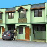Desain Rumah Minimalis 2 Lantai 8x14