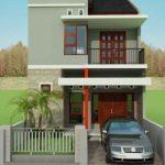 Desain Rumah Minimalis 2 Lantai Kecil