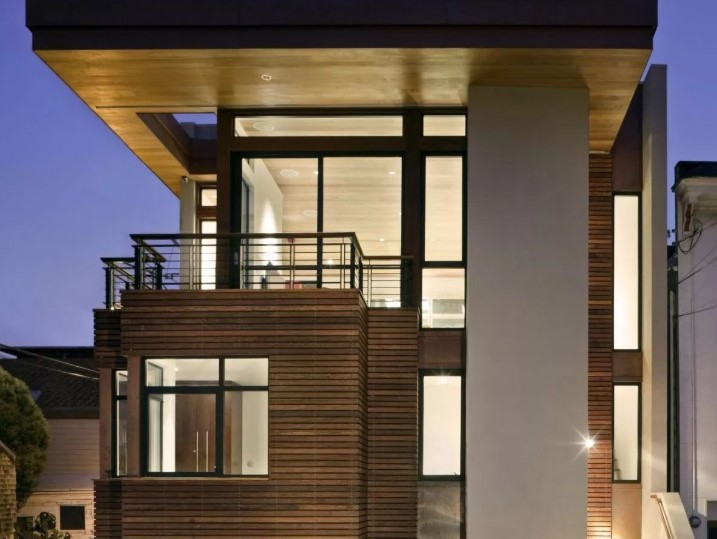 Desain Rumah Minimalis 2 Lantai Keren