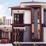 Desain Rumah Minimalis 2 Lantai Terbaru 2020