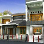 Desain Rumah Minimalis 2 Lantai Yang Bagus