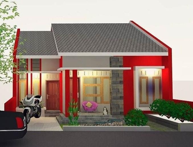 Desain Rumah Minimalis Type 36 2020