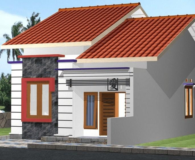 5200 Gambar Rumah Btn Tipe 36 HD Terbaru
