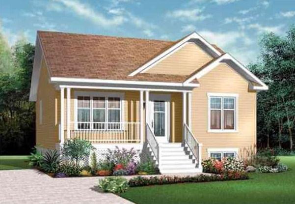 Desain Rumah Minimalis Type 36 Lengkap