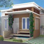 Desain Rumah Minimalis Type 36 Modern