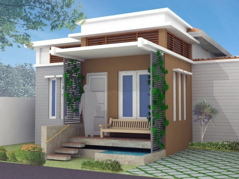 560+ Gambar Rumah Minimalis Modern Type 36 HD