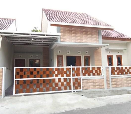 Desain Rumah Modern Minimalis 1 Lantai