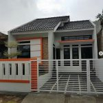 Desain Rumah Mungil Minimalis Modern 1 Lantai