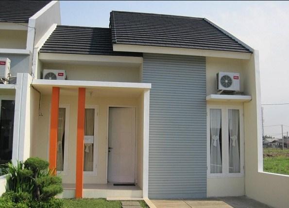 Desain Taman Teras Rumah Minimalis Type 36