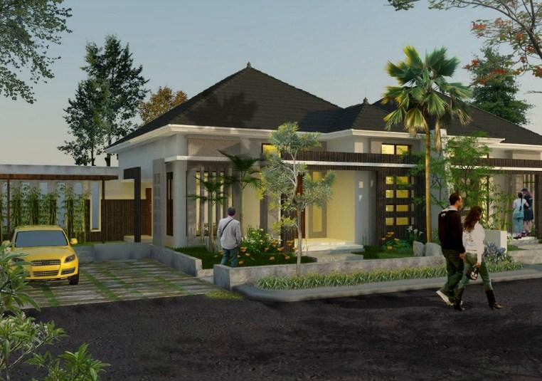 Foto Desain Rumah Minimalis 1 Lantai