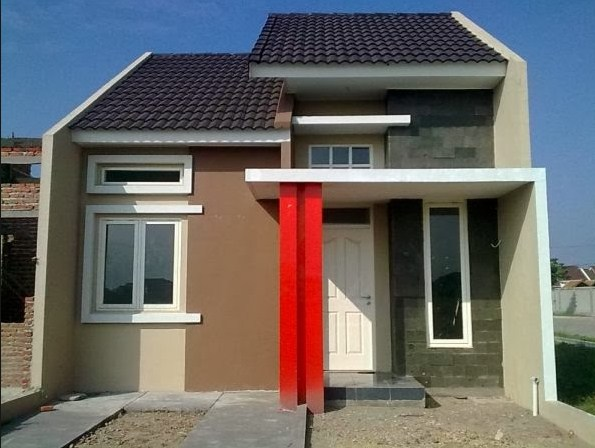 Foto Desain Rumah Minimalis Type 36