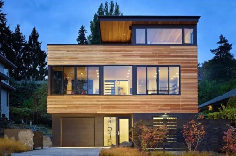 Foto Rumah Minimalis 2 Lantai Terbaru