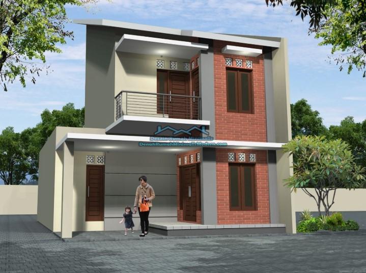 Foto Rumah Minimalis 2 Lantai