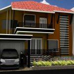 Foto Rumah Minimalis Lantai 2