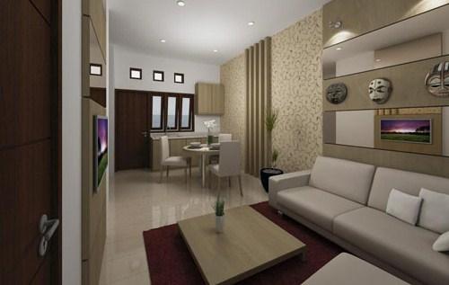 Gambar Desain Interior Rumah Type 36
