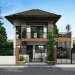 Gambar Desain Rumah 2 Lantai Terbaru 2019