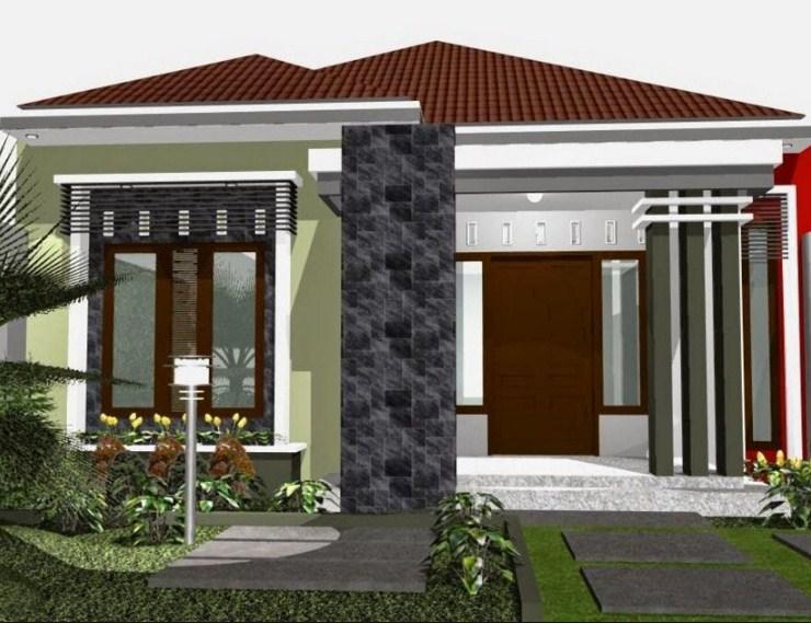 Gambar Model Rumah Minimalis Type 36