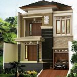 Gambar Rumah 2 Lantai Mewah