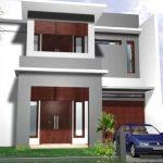 Gambar Rumah 2 Lantai Sederhana