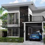 Gambar Rumah 2 Lantai Terbaru 2019
